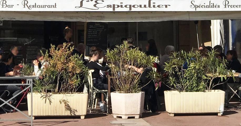 Le Restaurant - L'Espigoulier - Marseille